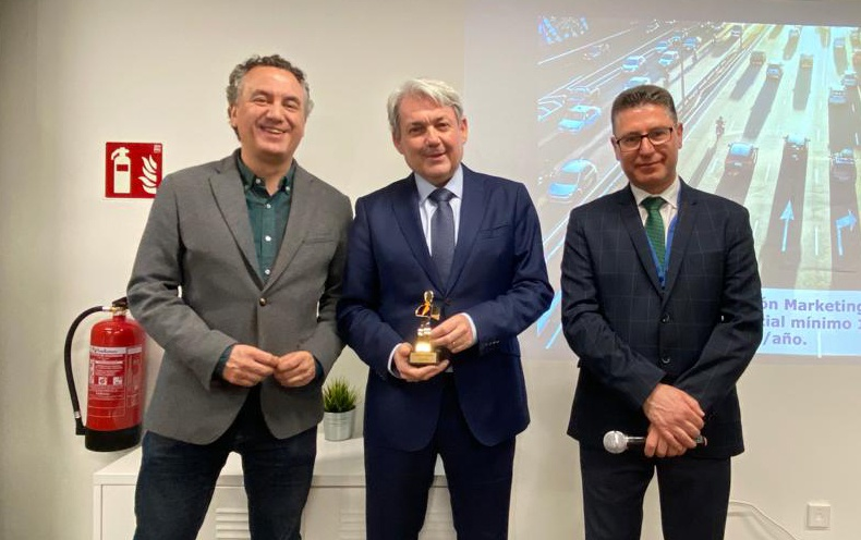 Premio del Congreso Nacional de Formación Continua a Grupo Euroformac