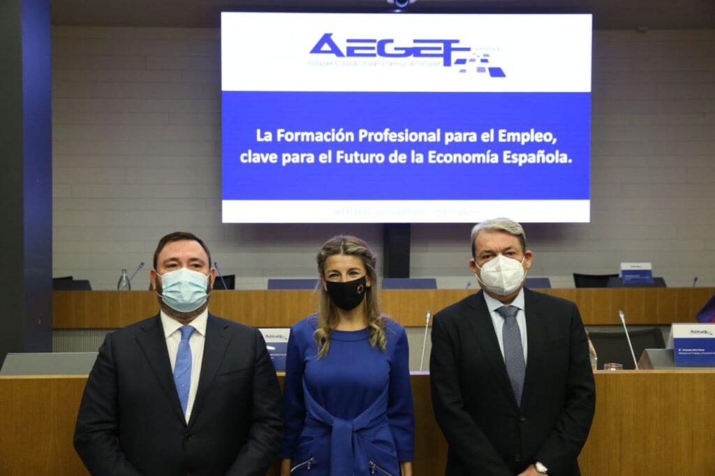 Euroformac presente en las Jornadas de AEGEF
