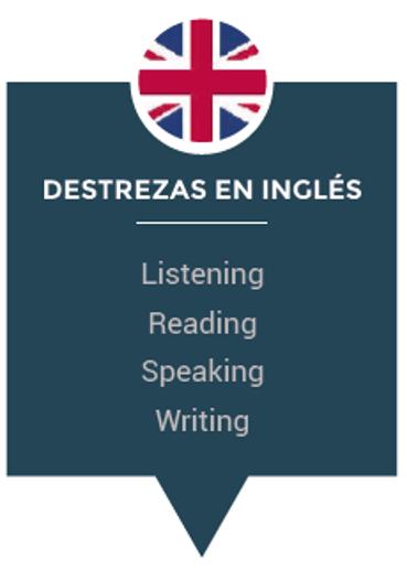 Destrezas en inglés
