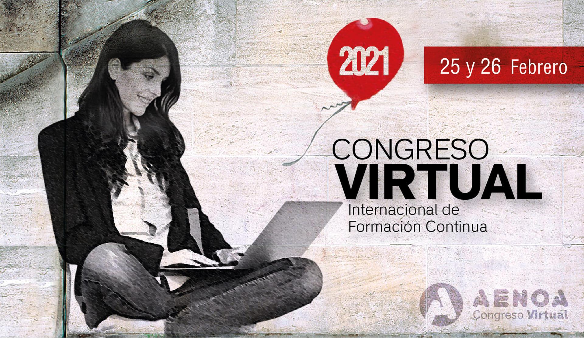Congreso Virtual Aenoa 2021