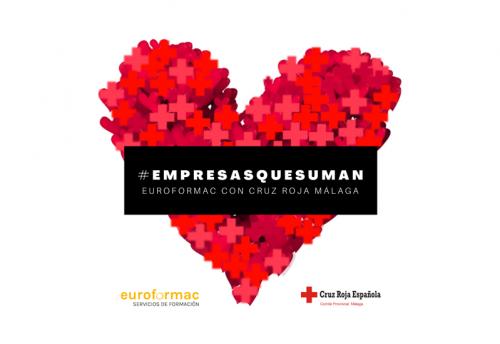 Empresas que suman de Cruz Roja